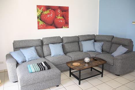 Ferienhaus Erdbeere Wohnzimmer Bild1.JPG