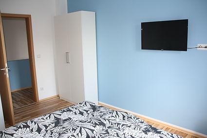 Ferienhaus Erdbeere Schlafzimmer 2 Bild2