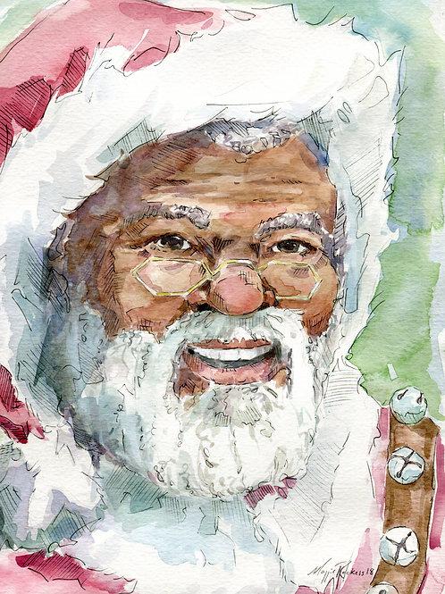 Santa Claus (various sizes)