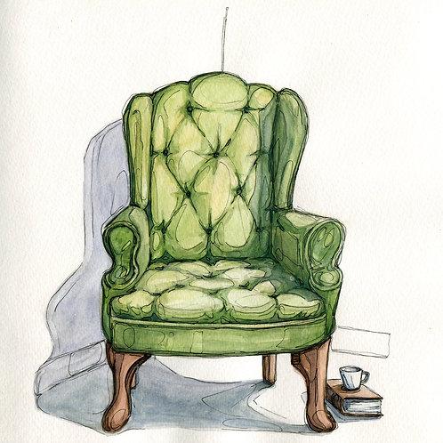 Reading Chair (Original)