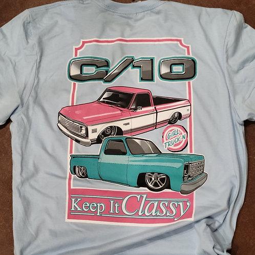 C10 Keep It Classy