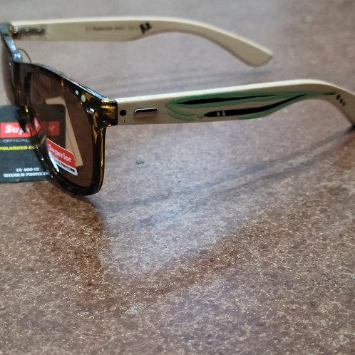 Custom Pinstripe Sunglasses