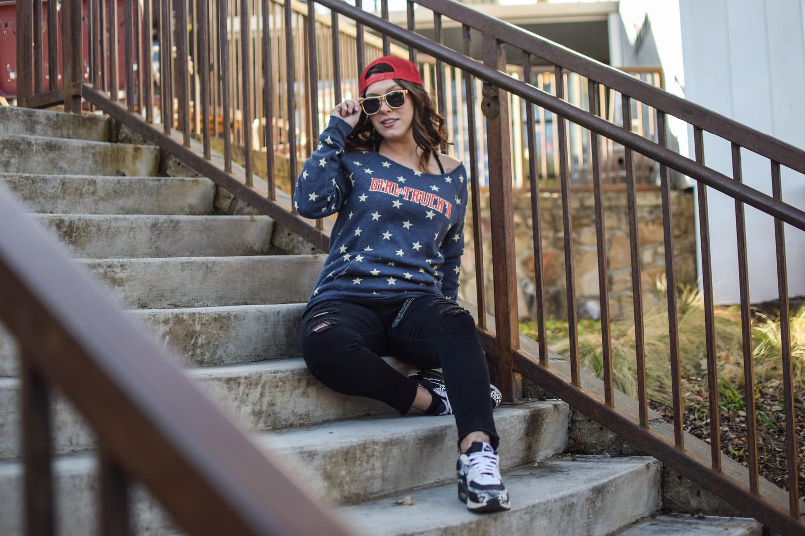 Stars sweater