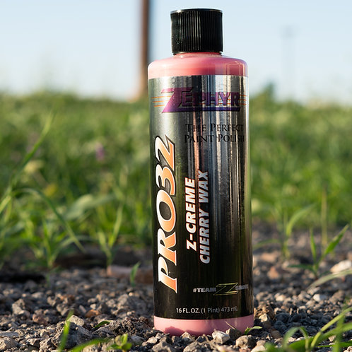 Pro 32 Z-Creme Cherry Wax