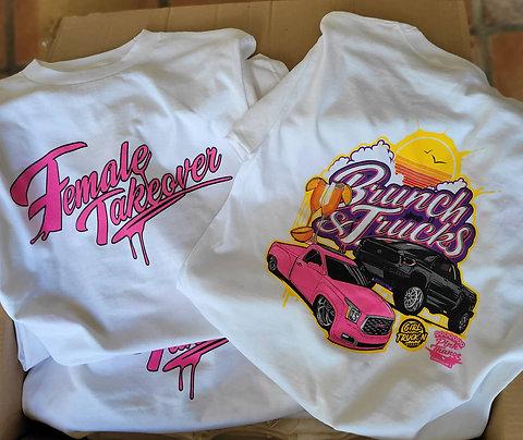 Brunch & Trucks Tshirts