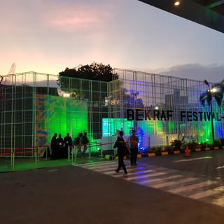 BEKRAF Festival 2018 at Gedung Pemuda Surabaya