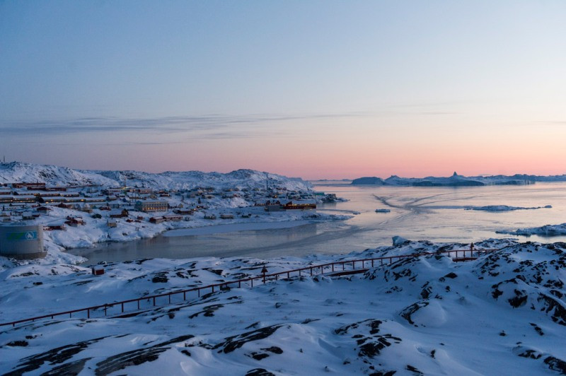 Derretimento das calotas polares está acelerando na Groenlândia. Foto: ONU/Mark Garten