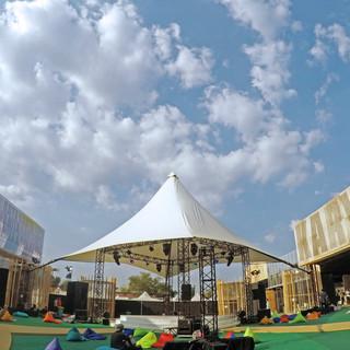 BEKRAF Festival 2019 at Vastenburg Fort Solo