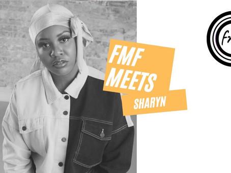 "Podcast ""FMF meets Sharyn"""