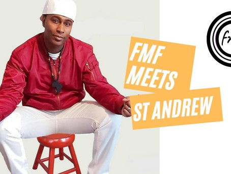 """Podcast  """"FMF meets St Andrew"""""""