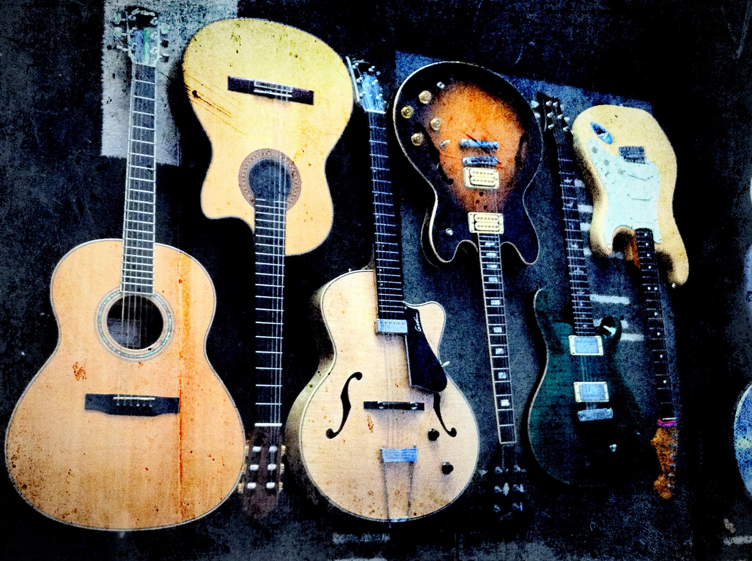 Cours de guitare & basse