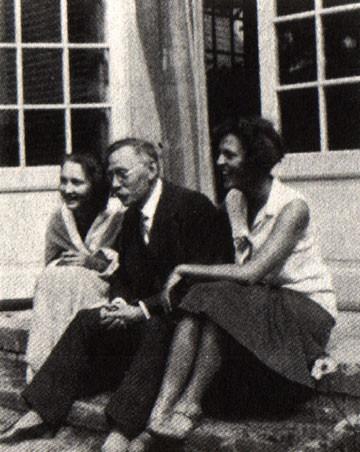 Gerda e a Blensdorf-Schule
