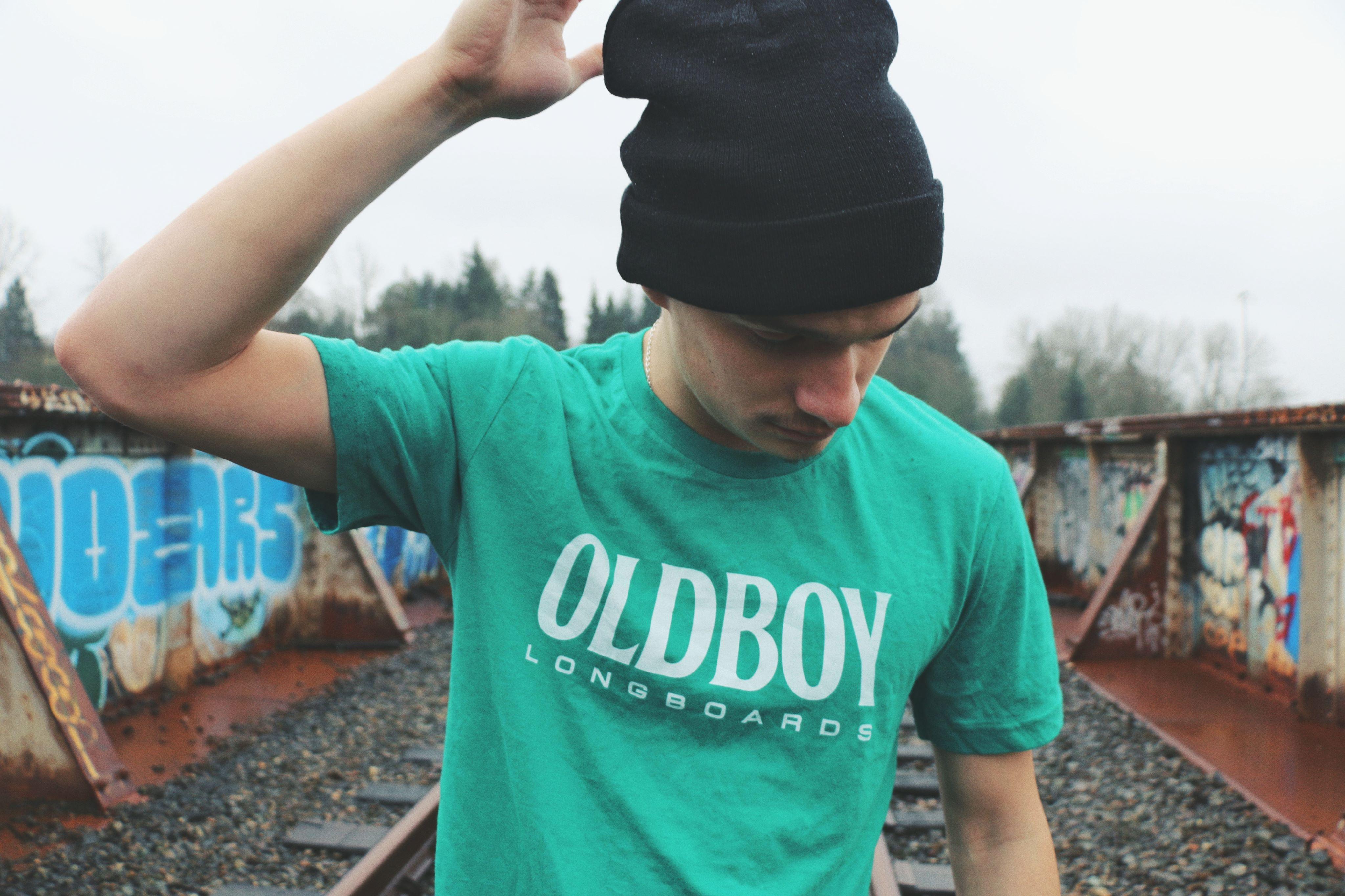 Oldboy Knit Beanie