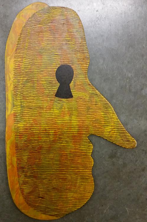 Leognardo Woodcut #2