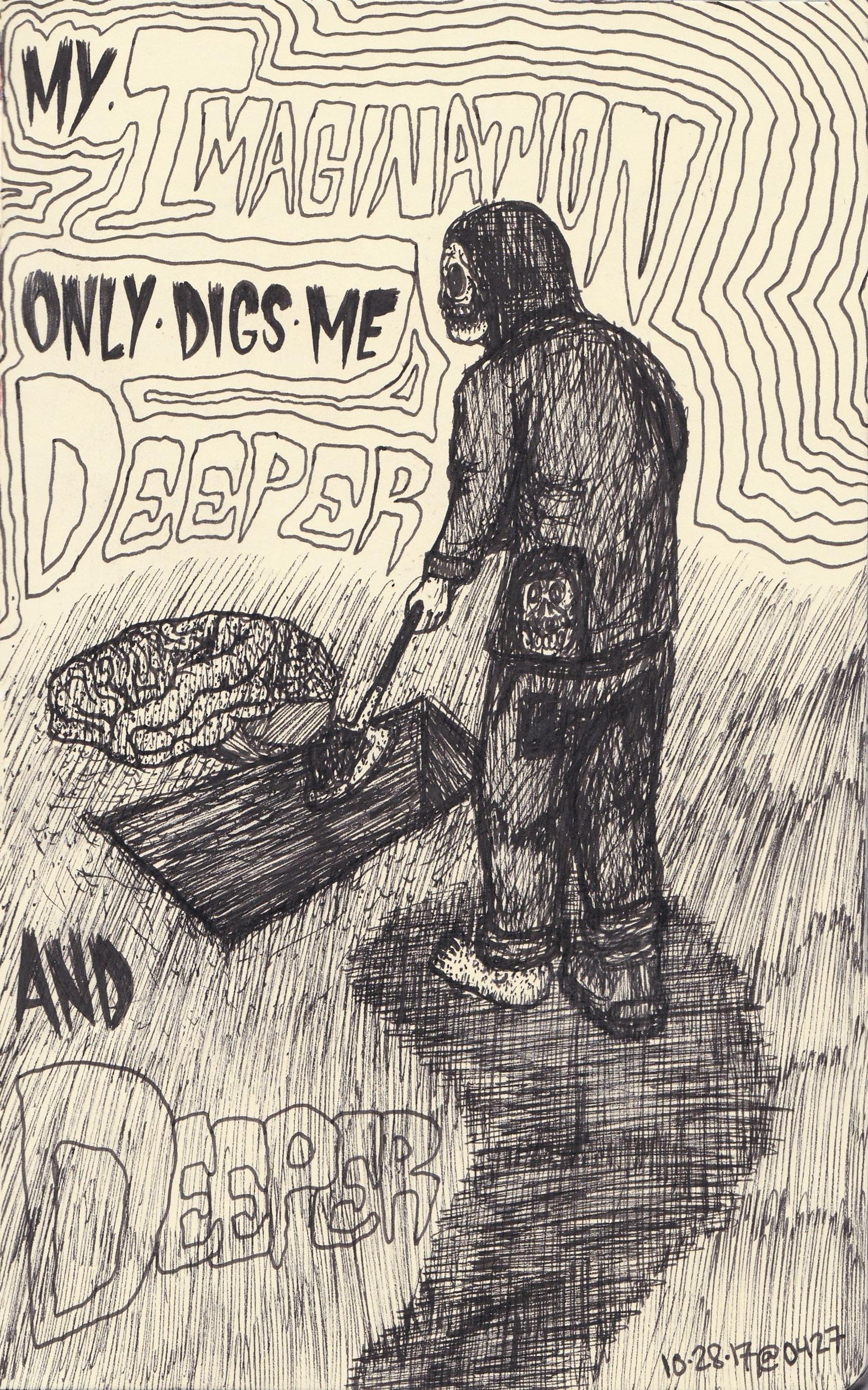 Digging too deep
