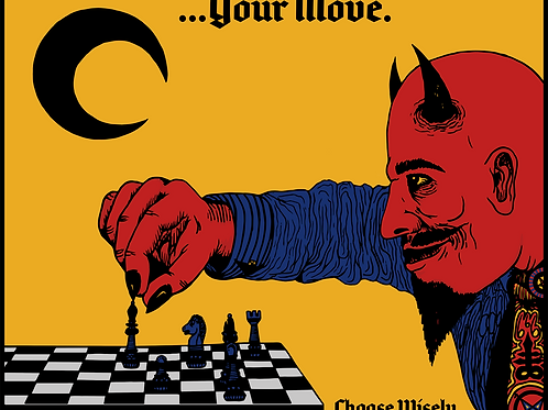 """Choose Wisely"" - print"