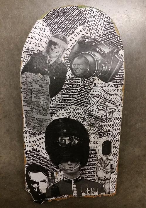 Skateboard Collage 1