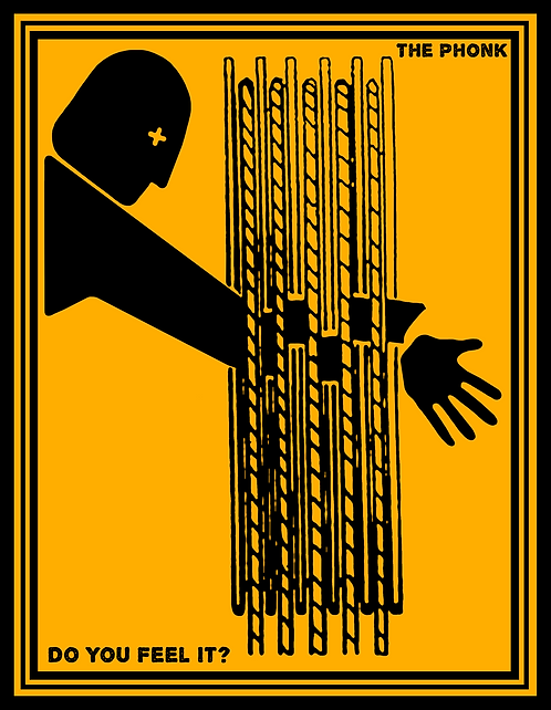 """Caution - Moving Parts"" - print"