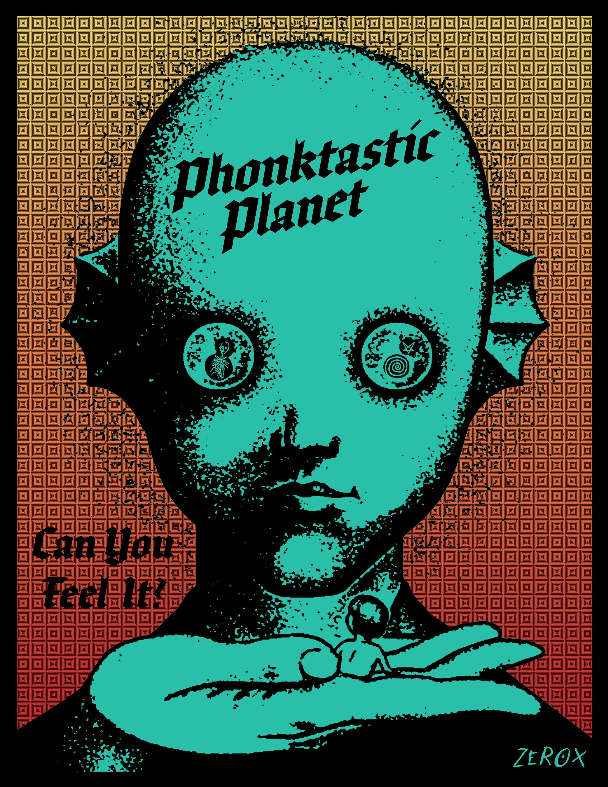 Phonktastic Planet