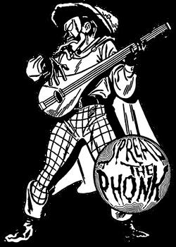 Phonky Troubadour