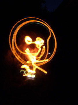 Light Painting - Series #1