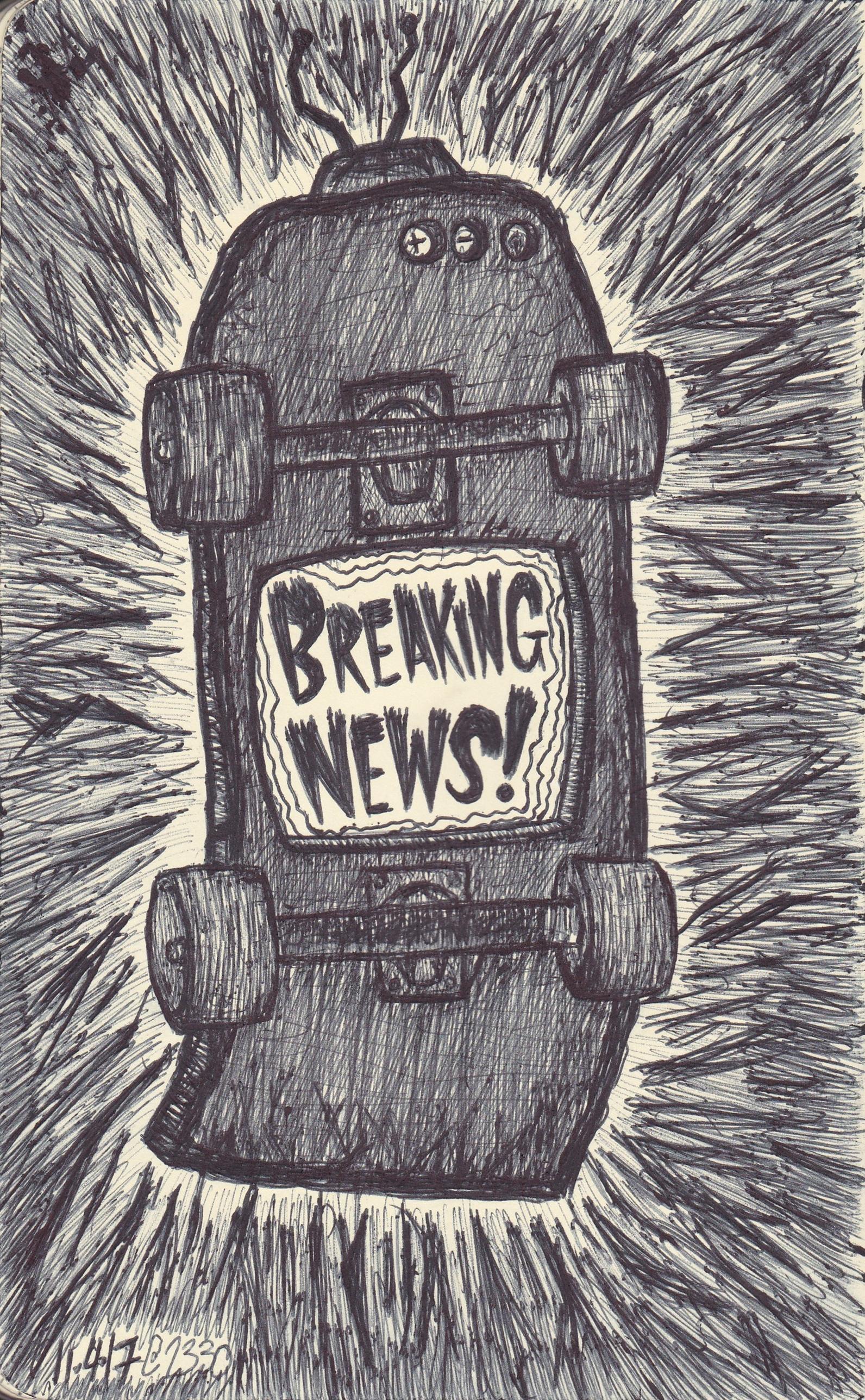 Breaking News!!!
