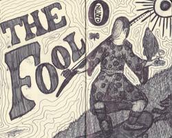 The Fool - tarot concept