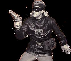 Commando Corny