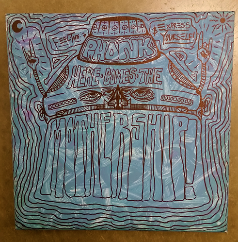 """""""Phonkadelic Connection of the Mothership"""""""