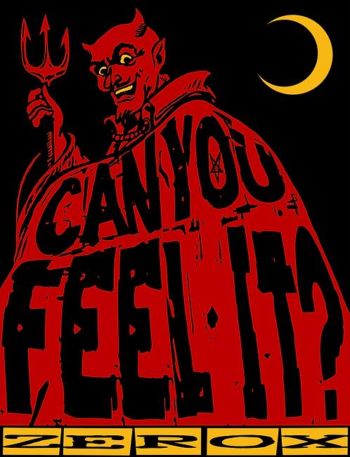 """Satanic Panic"" - print"