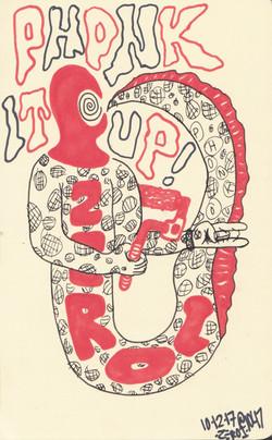 Roman Sohlo's Slippery Slope
