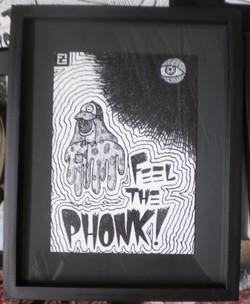 Phonk sketch