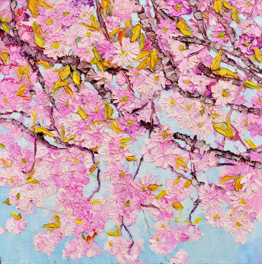 'Cherry Blossom, 2020'