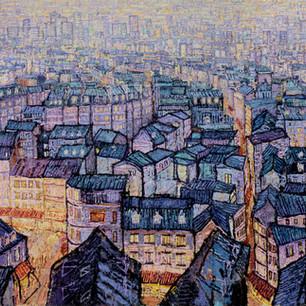'Monmartre, Paris'