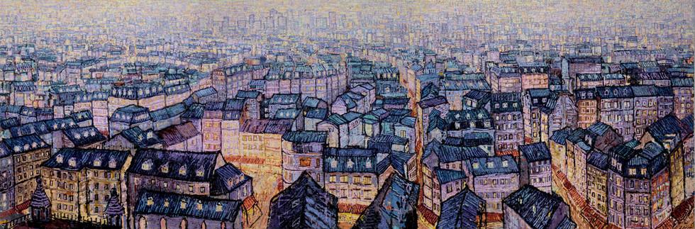 'Montmartre, Paris, 2018'