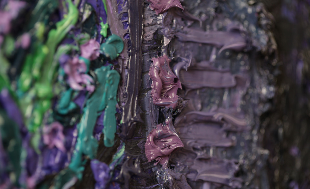 Detail 'Bluebell Wood'