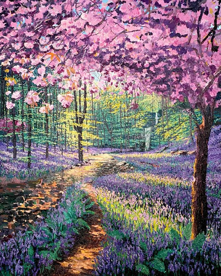 Spring Wood, 2021