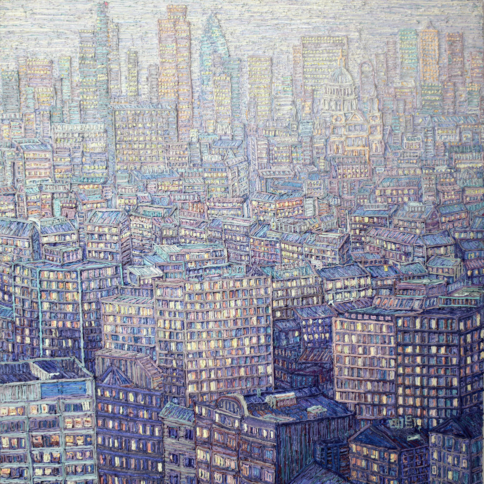'London From Centre Point, 2019'