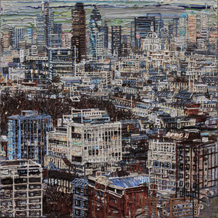 'London From Centre Point'