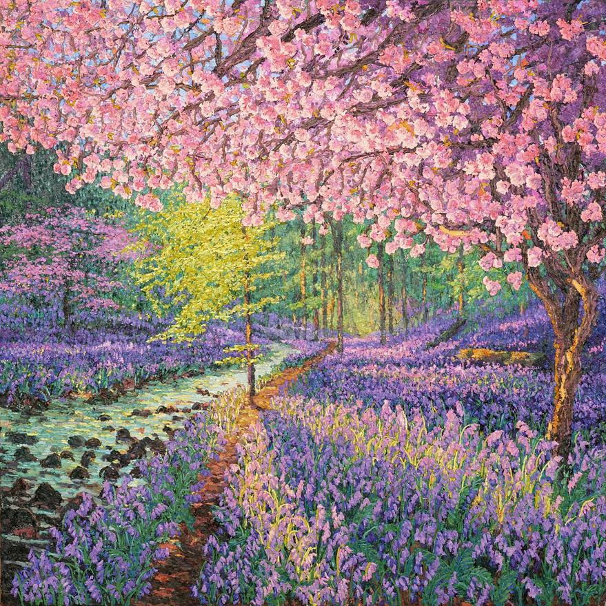 'Spring Blossom, 2020'