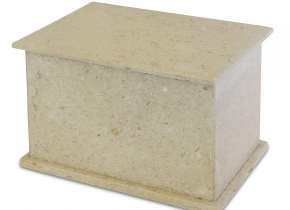 Cisco Cream Stone Urn