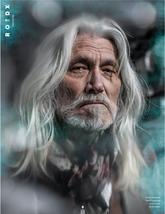 Gerd Erdmann für das Pariser Magazin ROIDX