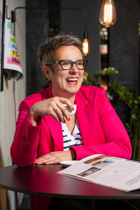 GABRIELE KRETZER BUSINESS COACH FÜR BERUFLICHE VERÄNDERUNG