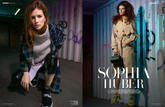Sophia für das GEZNO Magazin