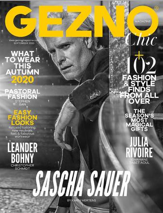 Magazinshooting für GEZNO MAGAZIN