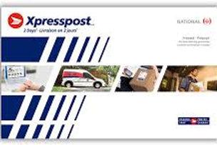 XPRESSPOST poste Canada