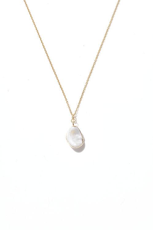 Baroque perle blanche