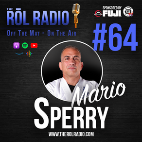 #64 Mario Sperry