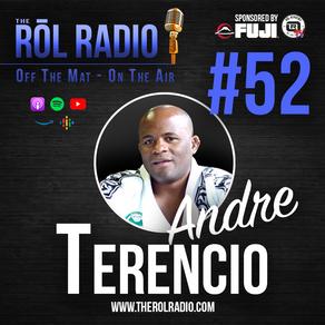 #52 Andre Terencio