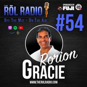#54 Rorion Gracie